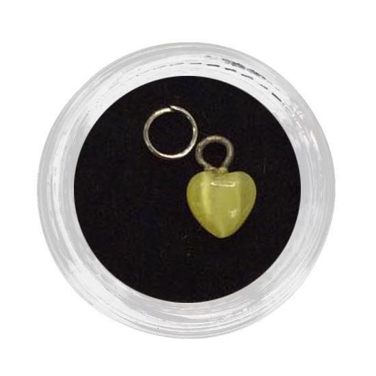BL- Piercing jew HEART