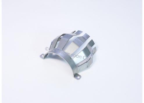 DEMI COQOUILLE SUPPORT ECHAPPEM - Mounting spring bracket