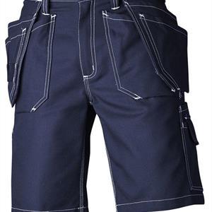 Shorts svart bomull C58