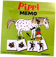 MEMO |PIPPI LÅNGSTRUMP