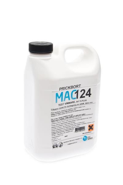 MAC124 Prickbort 2,5L