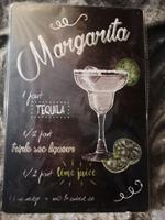 Margarita cocktails, peltitaulu nro. 2