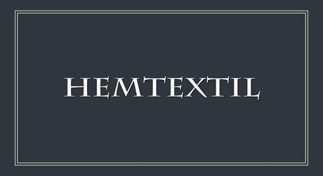 Hemtextil från K/M