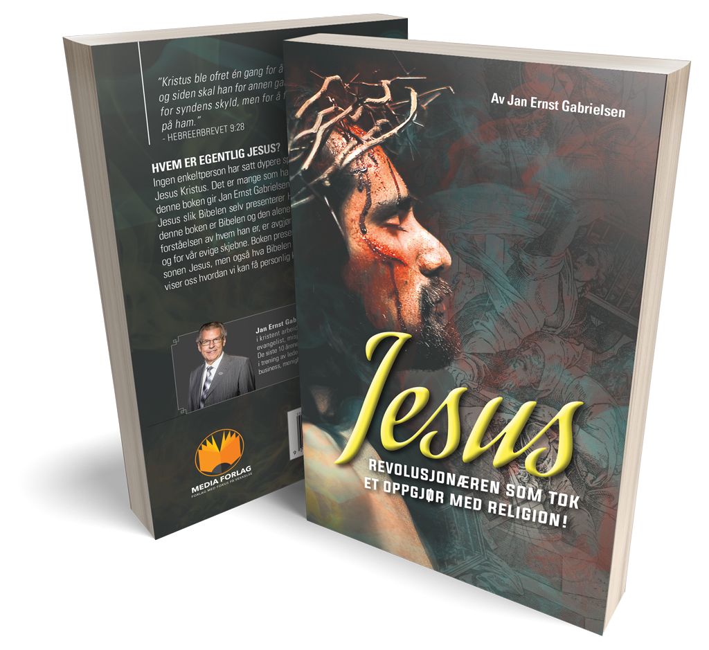 JESUS – revolusjonæren som tok et  oppgjør...