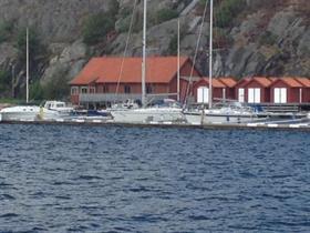 Bröllopsbilder från Sjöstugan i Nösund