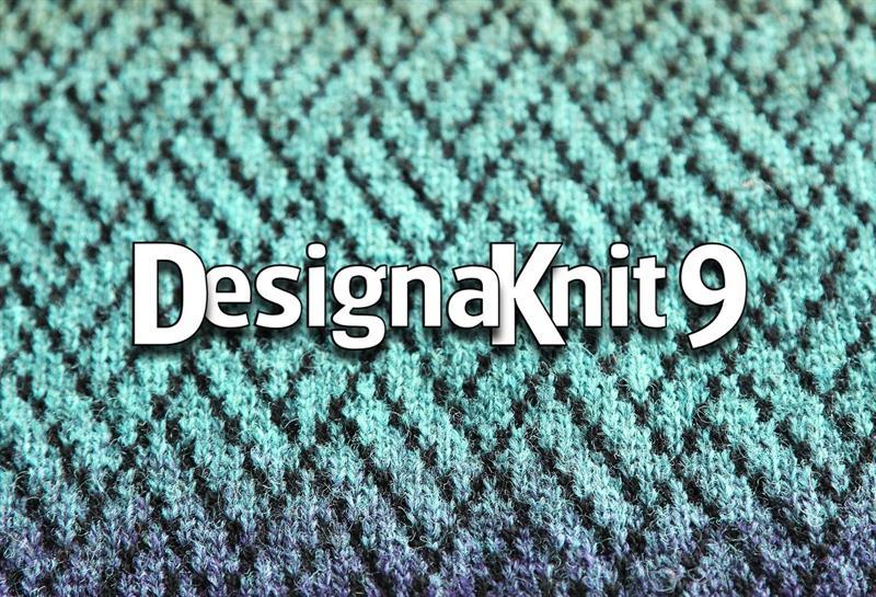 Oppgradering fra DK8 håndstrikk til DK9 proff