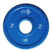 ZKC ZKX-1 skive trening 2kg - farger