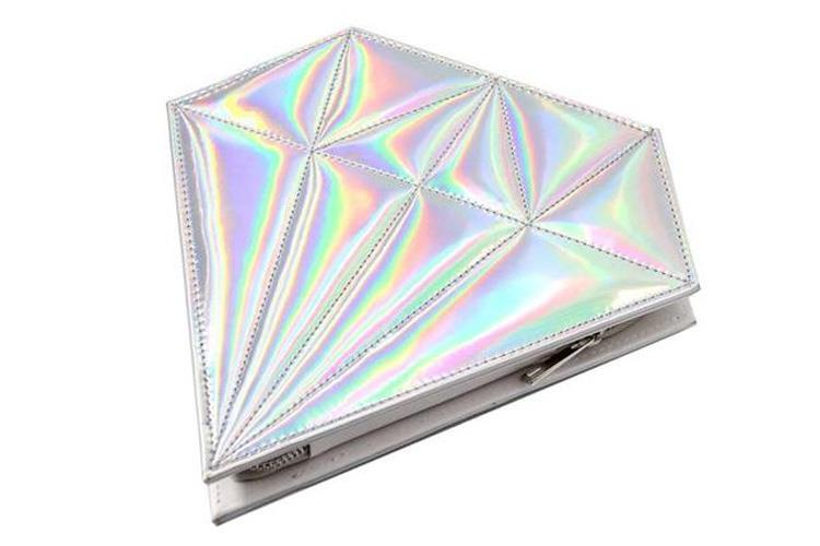 BL- Brush case Diamond