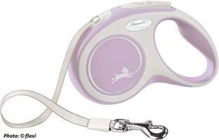 flexi New Comfort band S 5m rosa