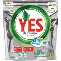 Yes Platinum Disktabletter