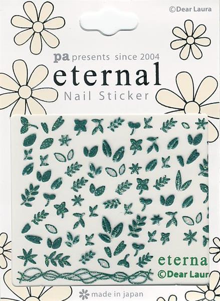 DL- Sticker Leaf green
