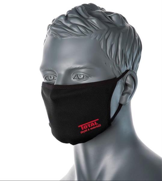 Ansiktsmask antimicrobisk 3-lagers