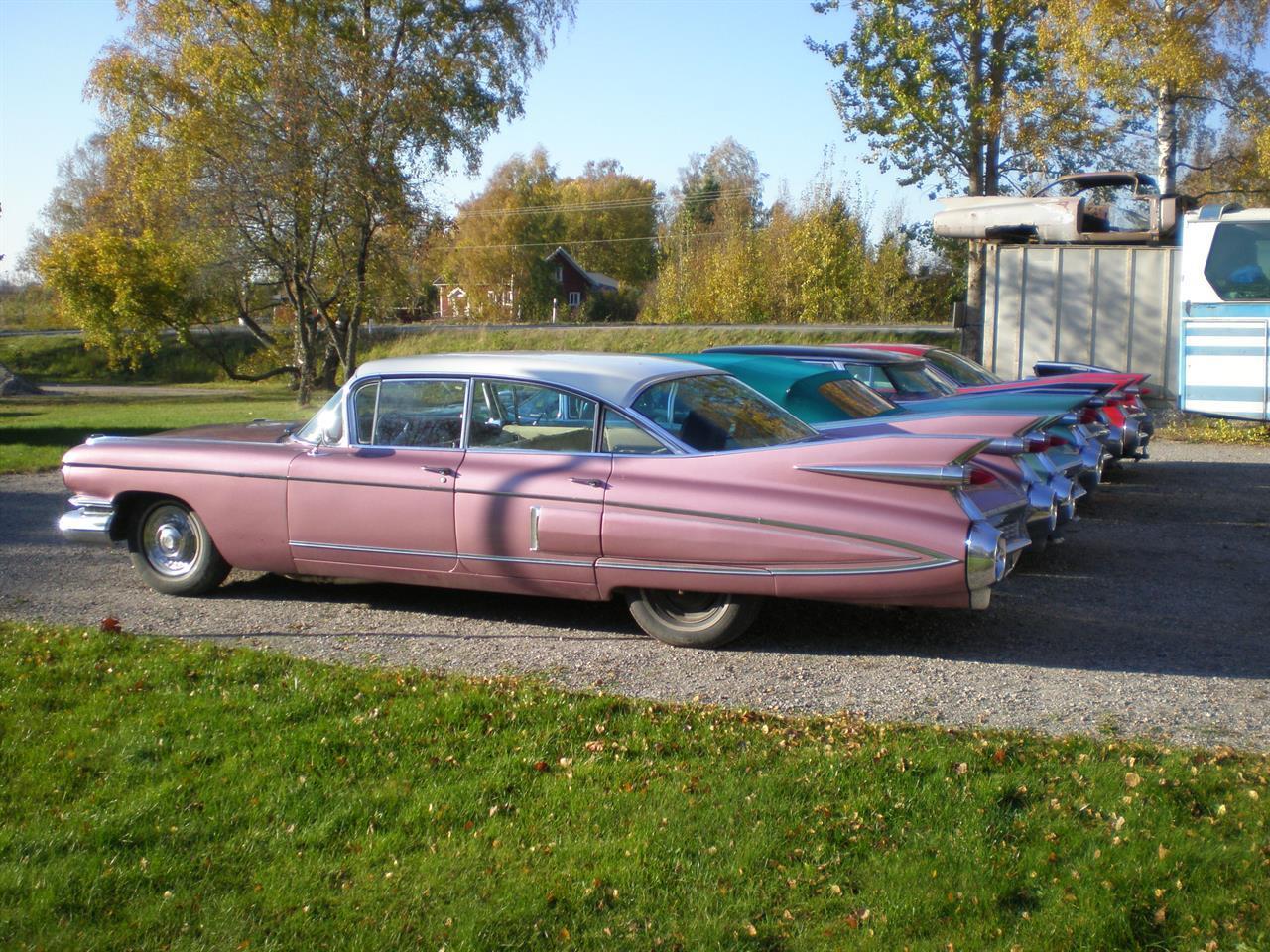 Cadillac -59 Fleetwood
