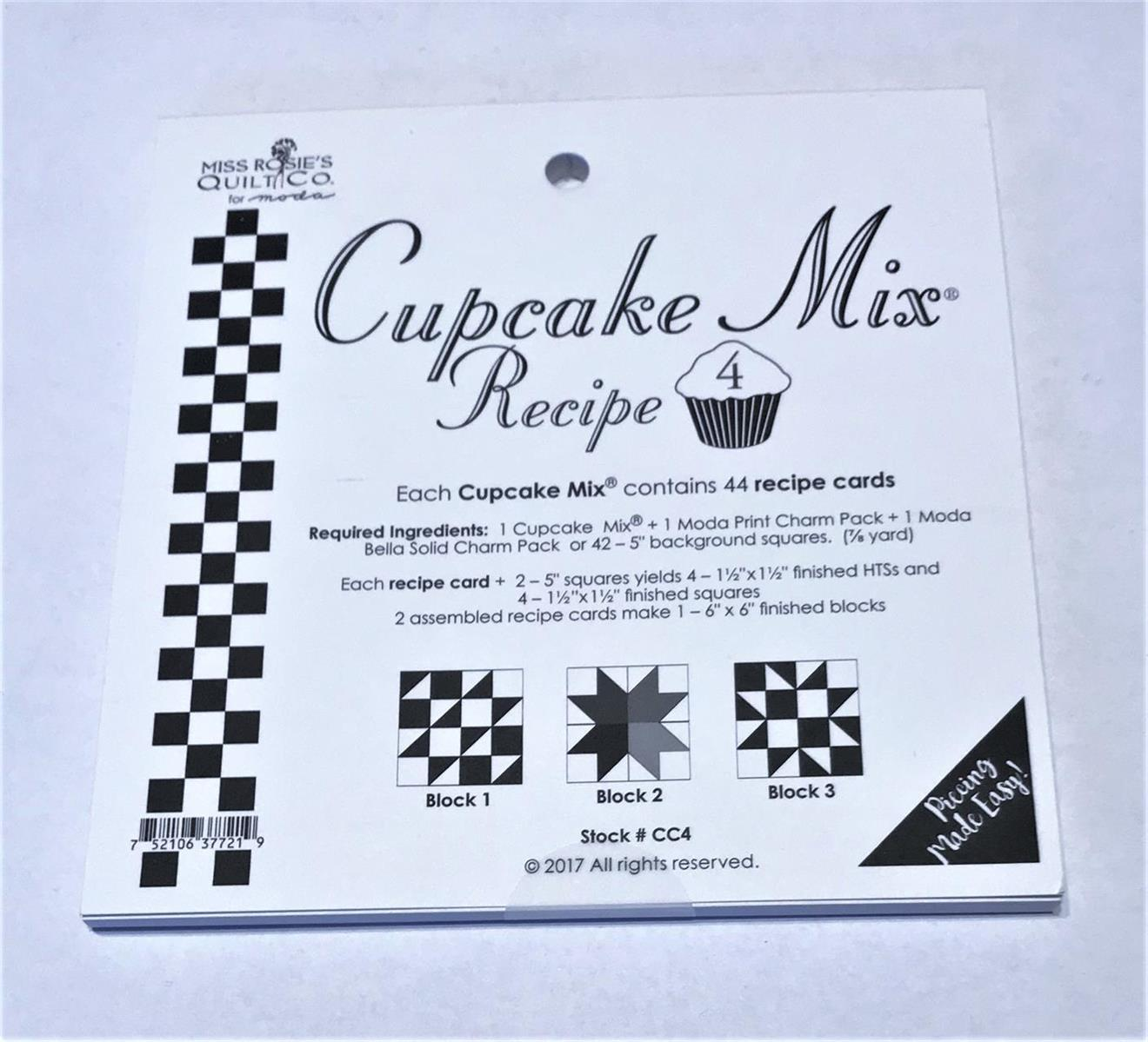Cup Cake Mix nr. 4