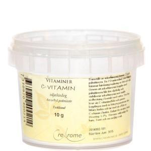 C-vitamin palmitat Co-antioxidant