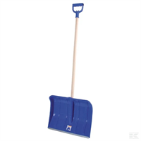 Snöraka Plast 50cm Blå