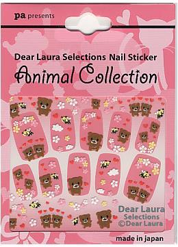 DL- Sticker Animal Bear