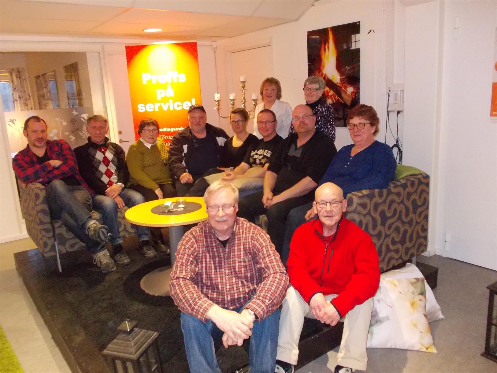 Årsmöte 2016 på Näringslivskontoret Timrå