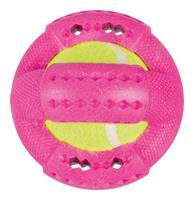 Ring med tennisboll, flytande, 9cm