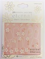 DL- Sticker Flower pink & white