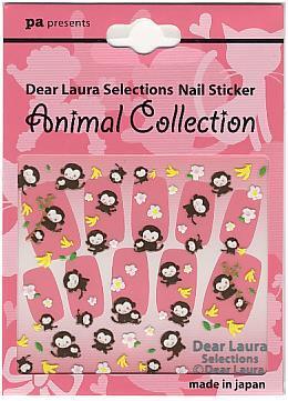 DL- Sticker Animal Monkey