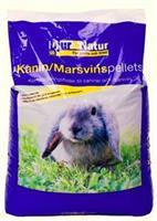 Kanin/Marsvinpellets 15kg