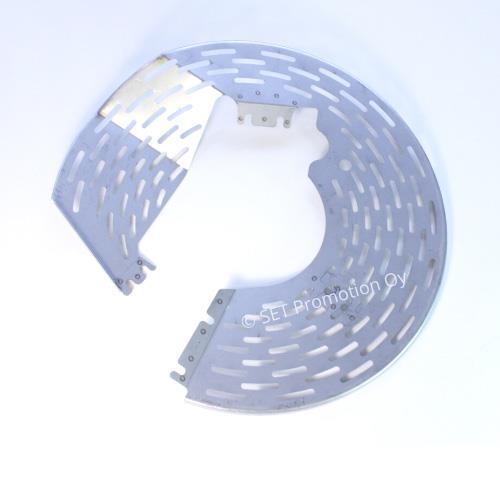TOLE PROTECT G  ALLEGEE TERRE - Shield rear RH brake caliper