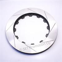 DISQU AVD.ASPH - Brake disc-Front RH Ø343 ep 28mm