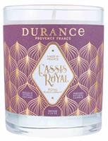 Candle Cassis Royal 180 gr