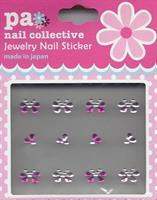 DL- Sticker Jewel bow
