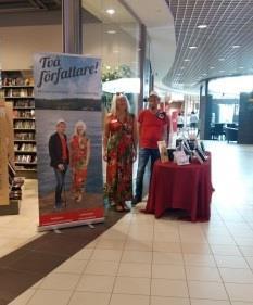 Med Micael Lindberg i Kramfors