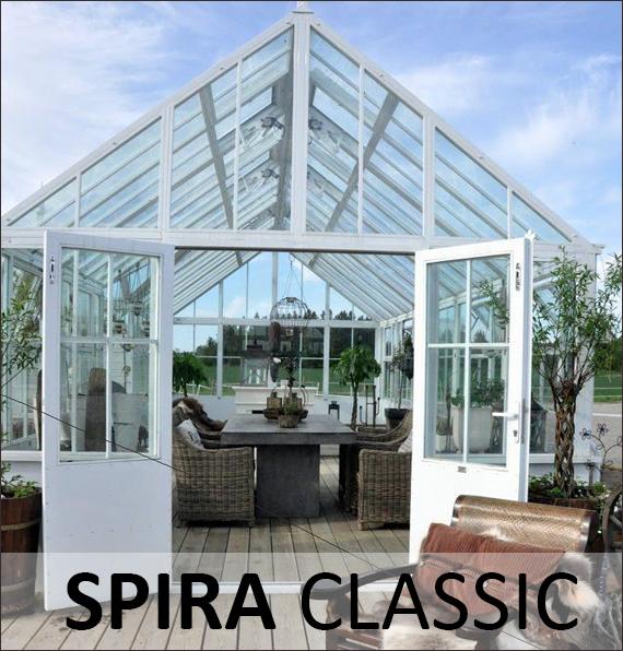 Spira classic - Gardenhouse