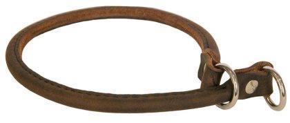 Halsbånd rundsydd strup, 45 cm