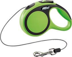 flexi New Comfort rep XS 3m grön