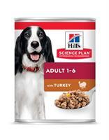 Hills Hund Adult Medium Turkey 370g