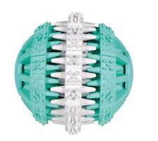 Denta Fun mintfresh boll naturgummi 6cm