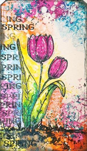 Melina Dahl Design Art & Joy