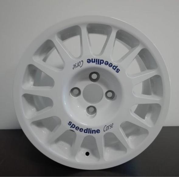 Speedline vanne, Type wheel  2118 6x15 ET38.5 4x100 CB 60,1