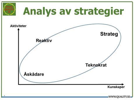 Utbildningsstrategier