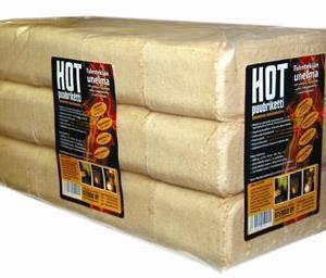 HOT-Puubriketti teholava 420kg (Hinnat sisältävät rahdin)