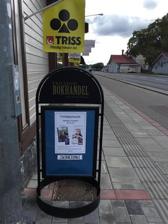 Ericssons Bokhandel, Ljusdal