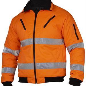 Pilotjacka Varsel orange S