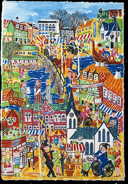 Marknadsstaden Värnamo
