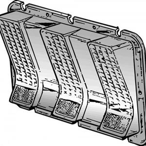 1967-68 BAKLYSGLASS MERKET FoMoCo