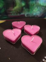 Sydän tuikku, pinkki