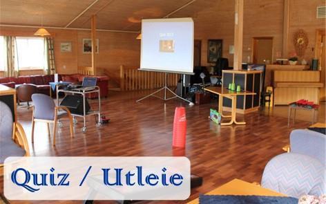 Quiz / Utleie