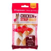Chicken Strip Braid 3-p S