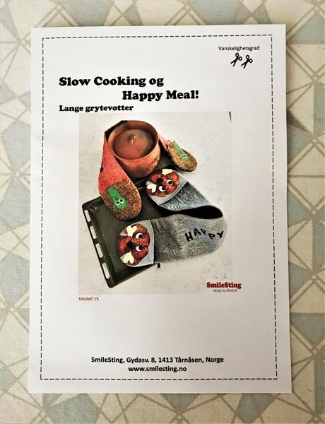 Mønster Slow Cooking og Happy Meal