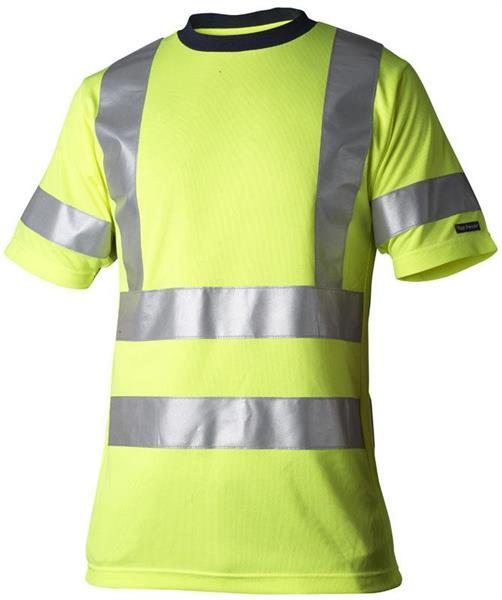 T-shirt Varsel gul 2XL