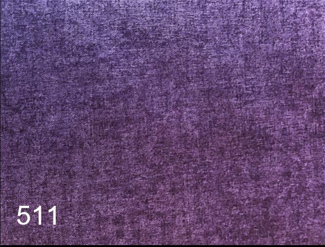 Melange Mørk lilla 511